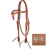 Billy Royal® Hermann Oak Futurity Bridle
