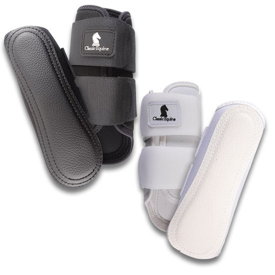 Classic Equine Air Wave Classic Splint Boots Front