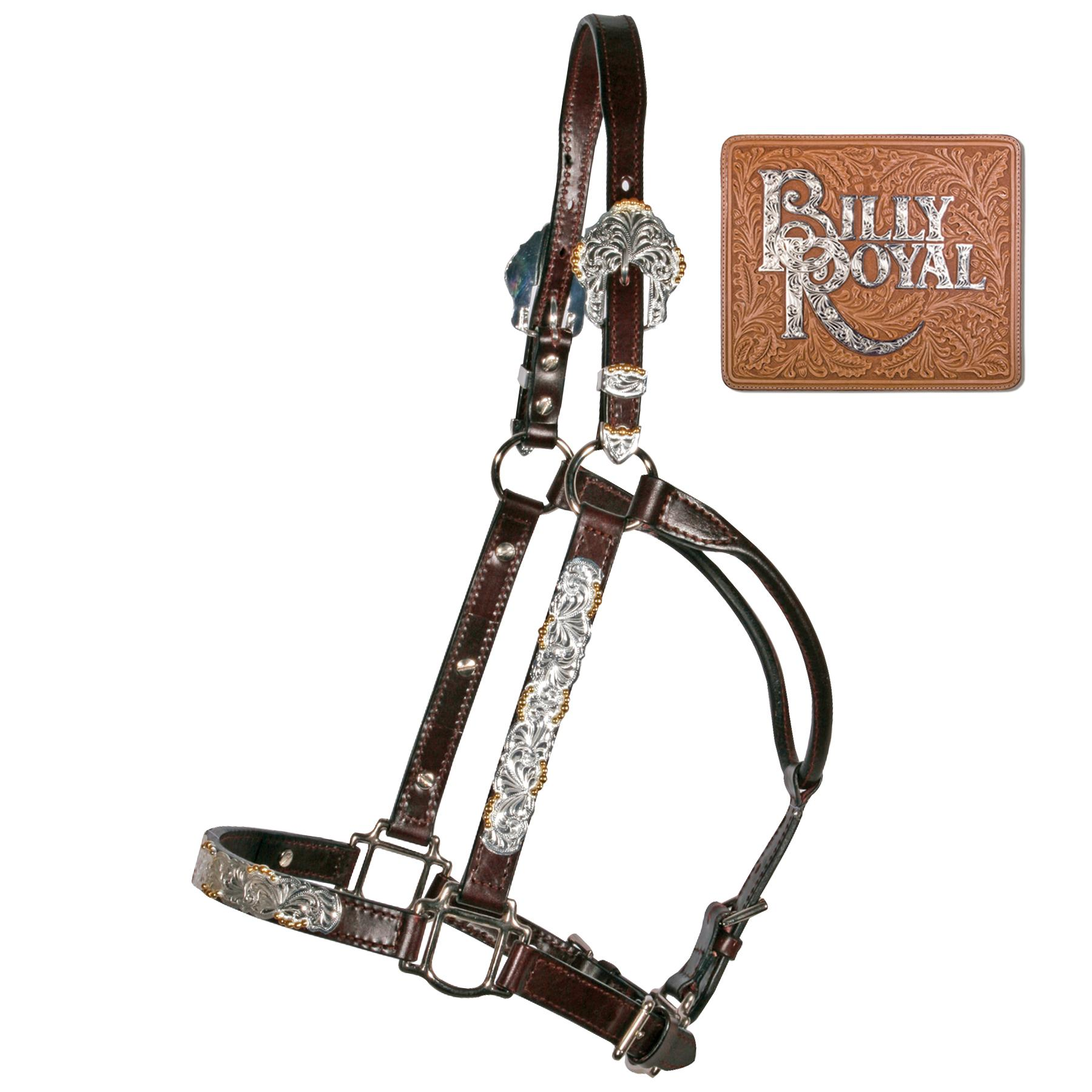 Billy Royal® Total Elegance Classic Show Halter