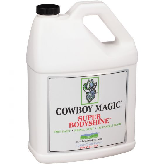 Cowboy Magic Super Bodyshine Gallon (3.78 l)