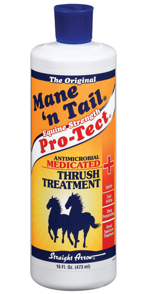 Mane´n Tail Pro-Tect Thrush Treatment 16oz. (473ml)