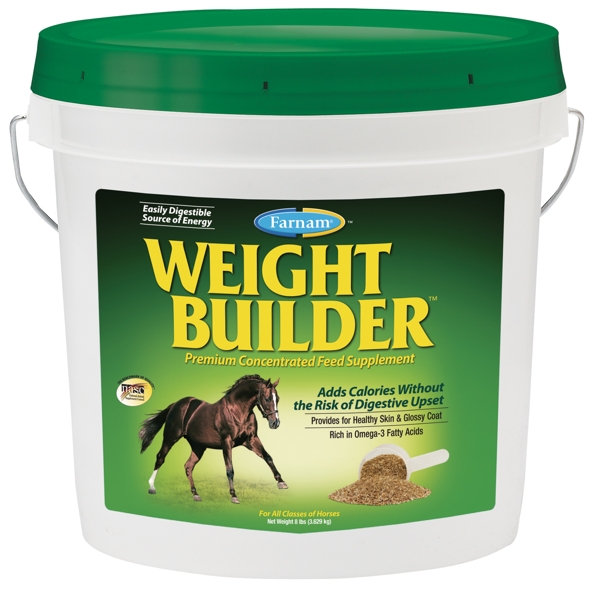 Farnam Weight Builder 3.63 kg