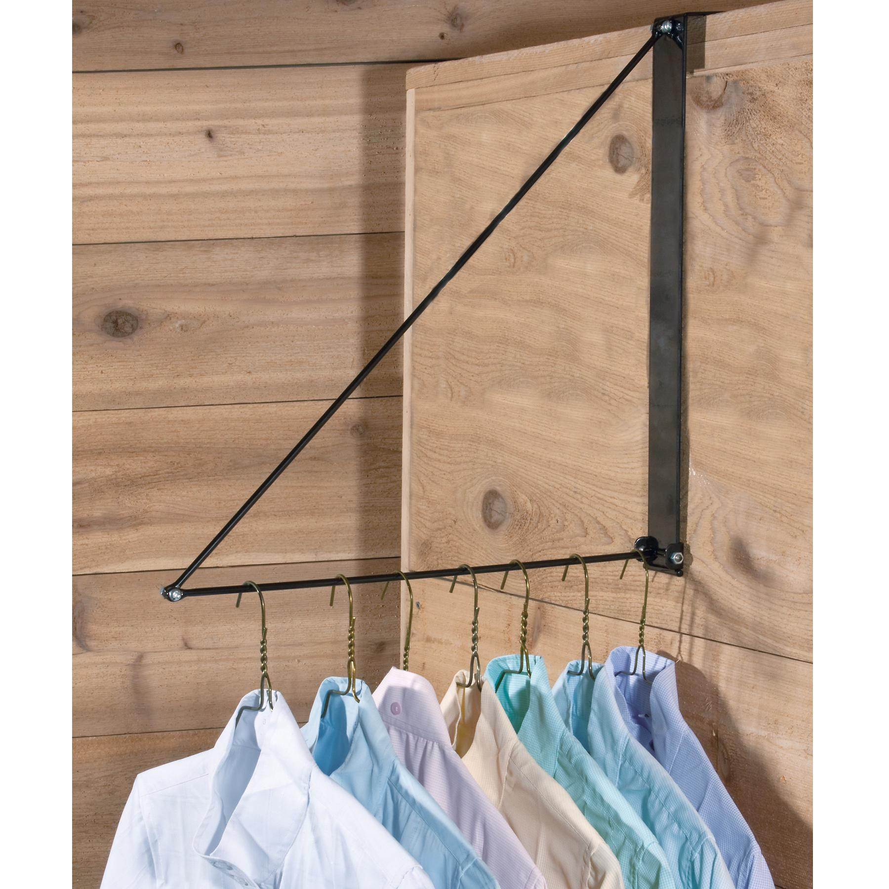 Schneiders Easy-Up® Collapsible Clothing Hanger