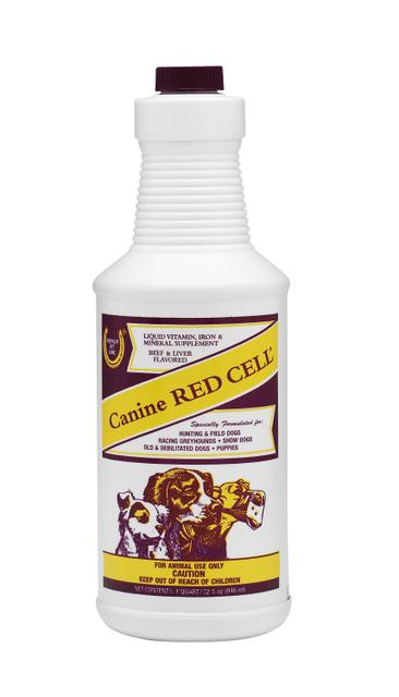 Farnam Red Cell Canine 946ml