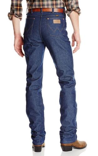 Wrangler Cowboy Cut Jeans 936 - Slim Fit - Rigid