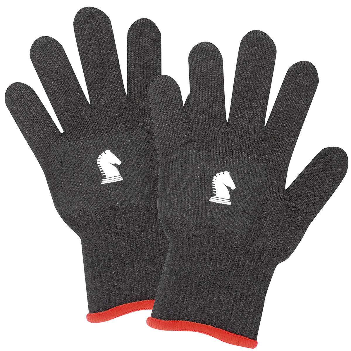 Classic Equine Barn Glove (3-pack) Black