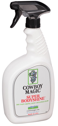 Cowboy Magic Super Bodyshine 32 oz. (946 ml)
