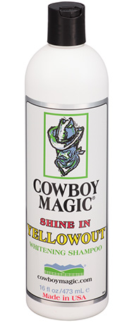Cowboy Magic Yellowout Shampoo 16 oz. (473 ml)