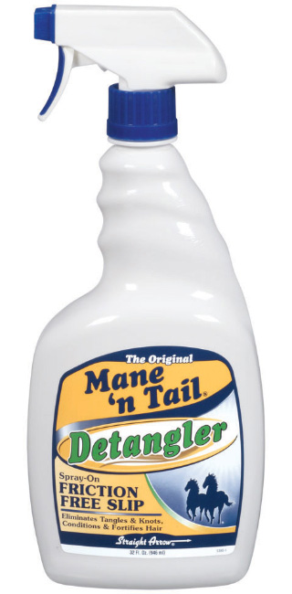 Mane´n Tail Strenght Detangler w/sprayer 32oz. (946ml)