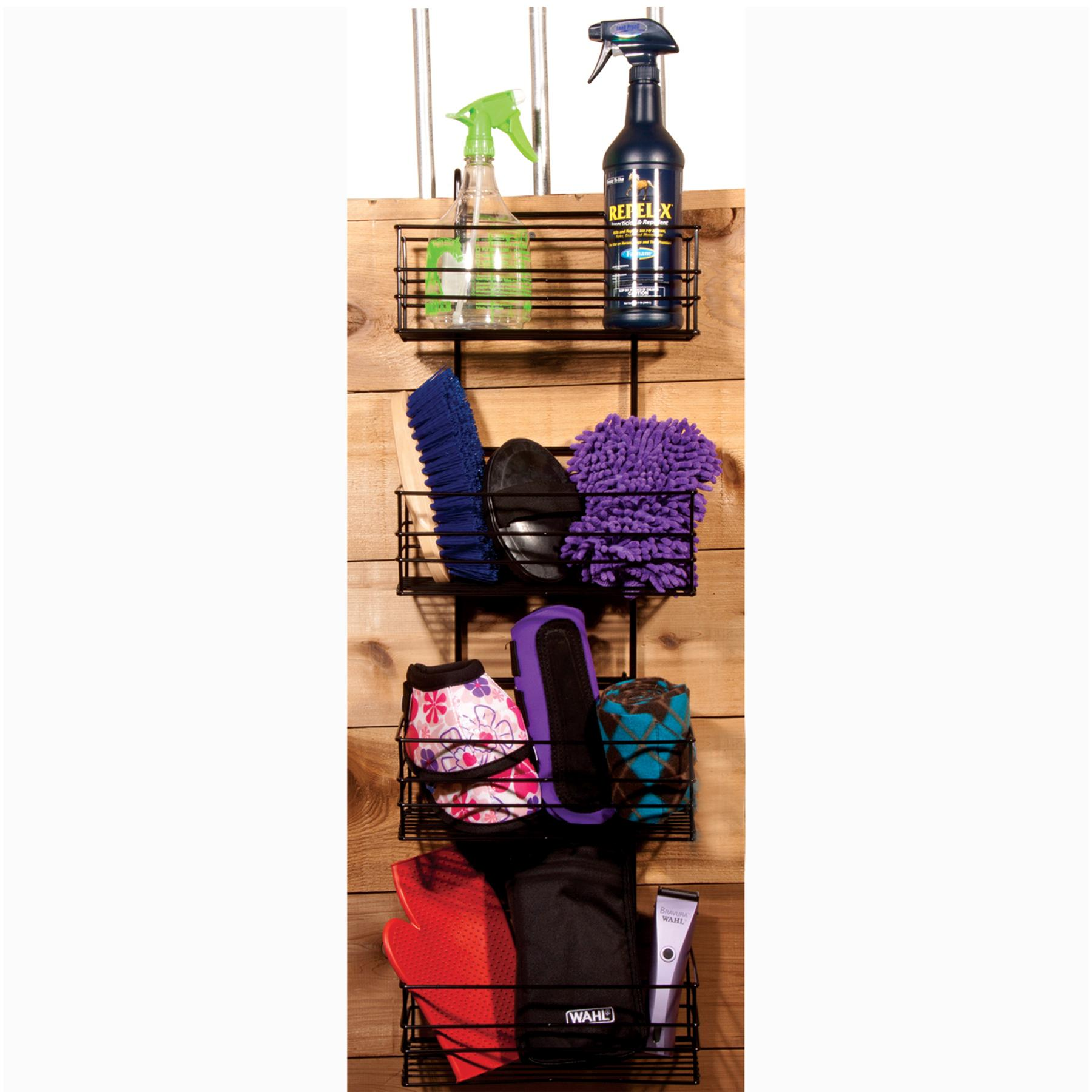 Easy-Up Mini Groom Room Rack