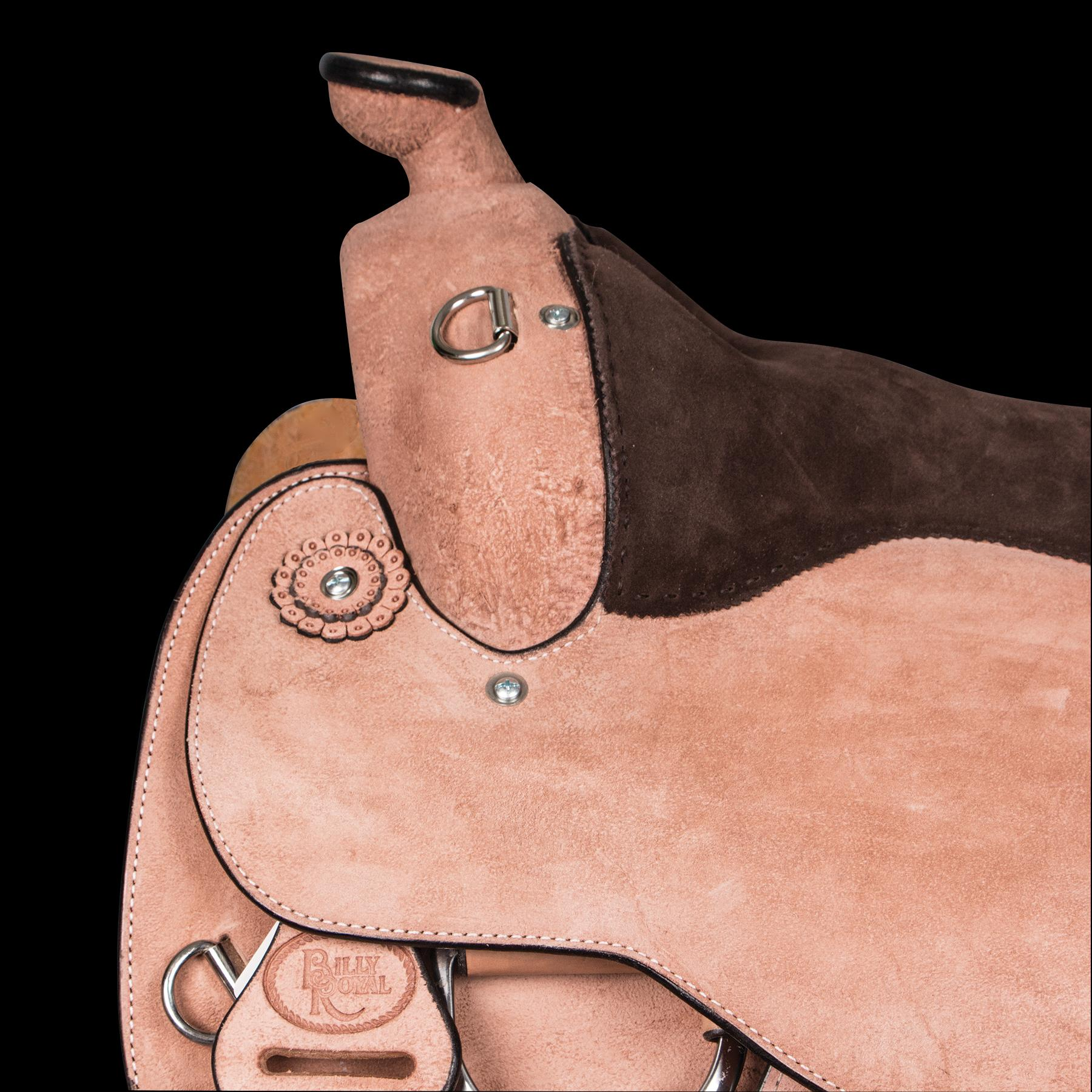 Billy Royal® Pro Work Western Saddle