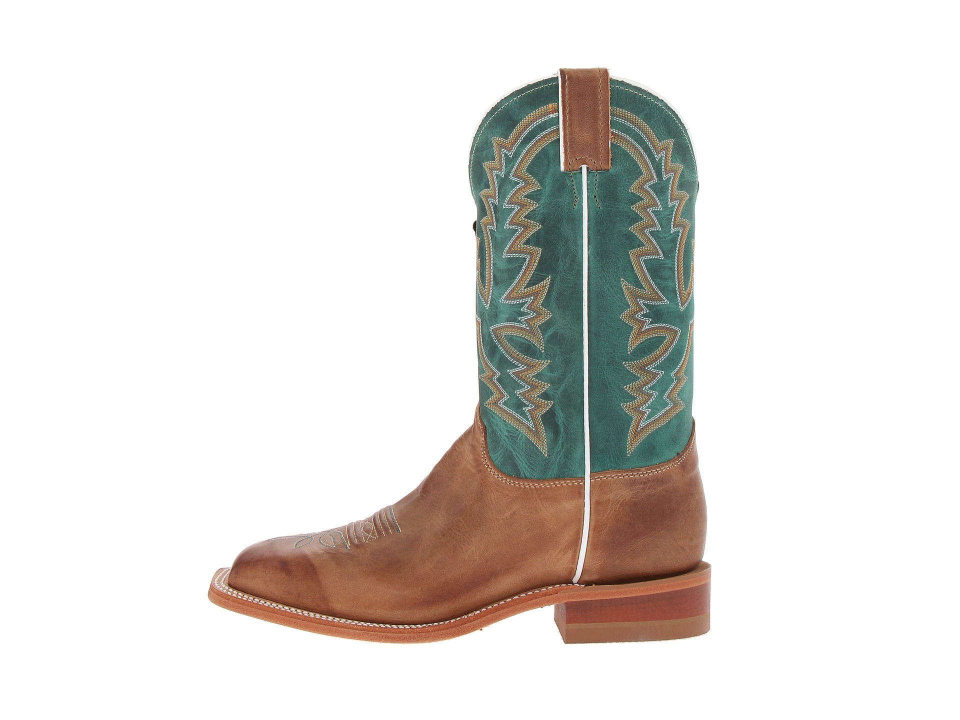 "Justin Bent Rail® Woman´s Kenedy Tan 11"" Boots"