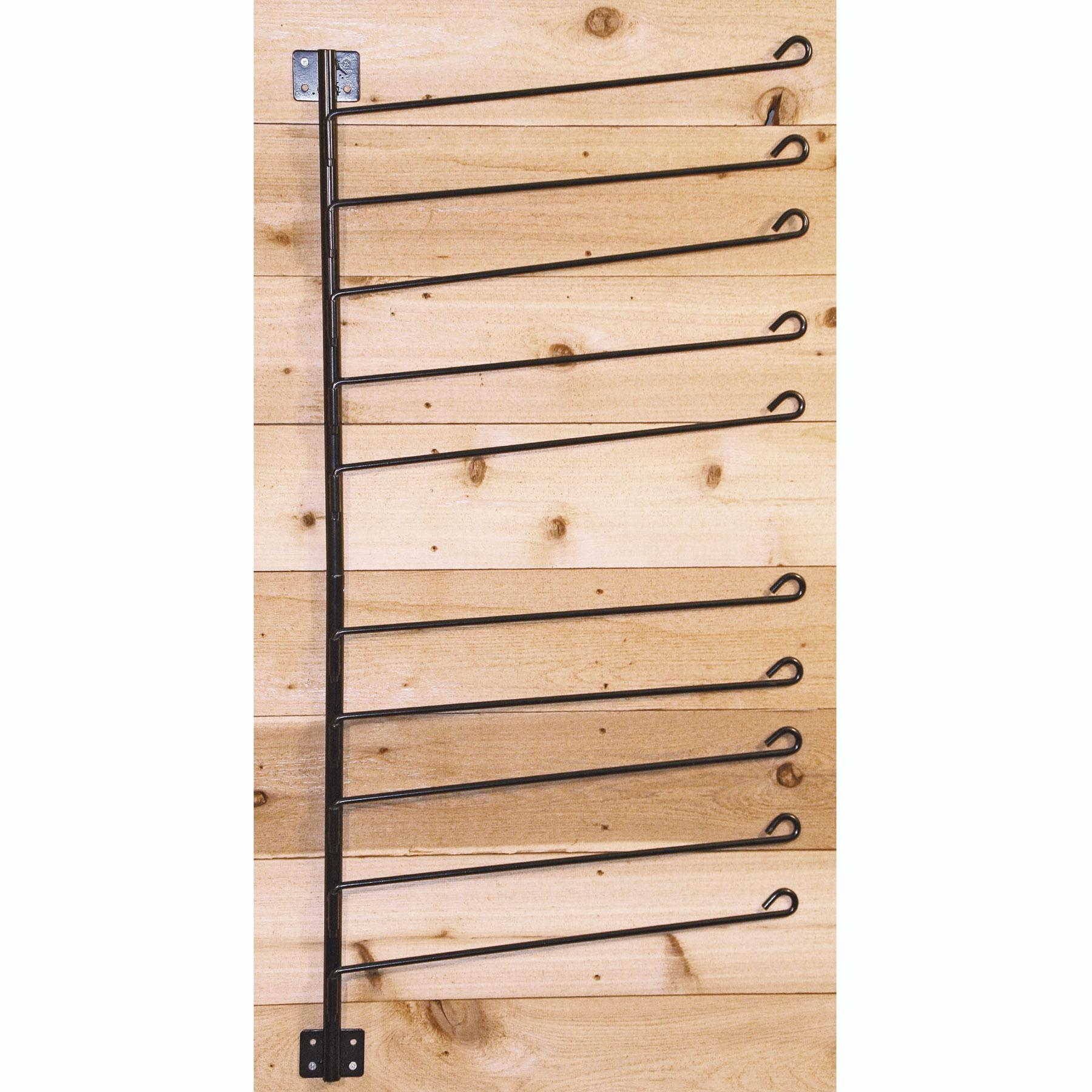 Easy-Up® 10 Arm Vertical Pad Rack