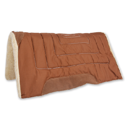 Classic Equine Classic Work Pad 31x32 Brown