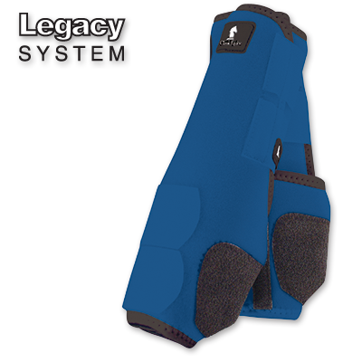 Classic Equine Legacy Splint Boots Front