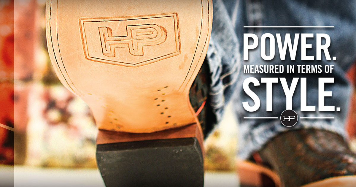 Horse Power Boots HP1053 9.5 US (42.5 EU) D