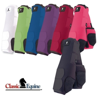 BLACK FRIDAY - Classic Equine Legacy Splint Boots Front
