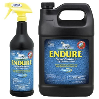 Farnam Endure® Sweat-Resistant Fly Repelent 3,78l