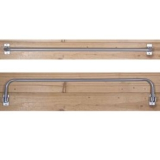 Easy-Up Collapsible Rack Silver