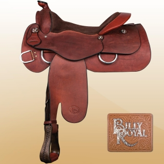 Billy Royal Comfort II Work Saddle