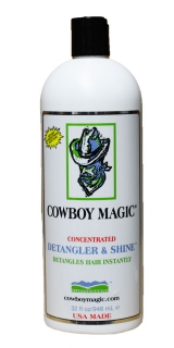 Cowboy Magic Detangler & Shine 32 oz. (946 ml)