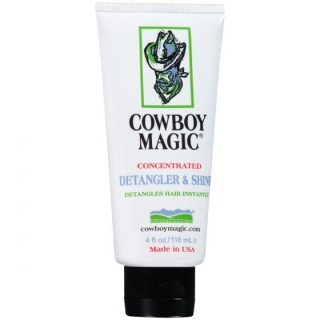 Cowboy Magic Detangler & Shine 4oz. (118 ml)