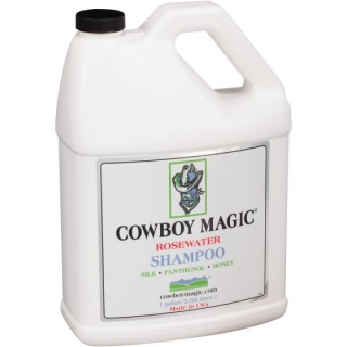 Cowboy Magic Rosewater Shampoo Gallon (3.78 l)