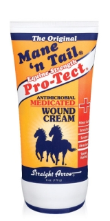 Mane´n Tail Pro-Tect Wound Cream 6oz. (170g)
