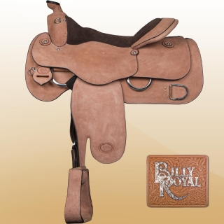 Schneiders Billy Royal® Pro Work Western Saddle