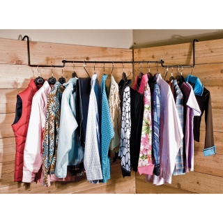 Easy-Up® Clothing Rack