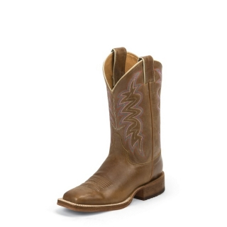 "Justin Bent Rail® Woman´s Yancey Tan 11"" Boots"