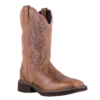 Justin Women´s Gypsy Raya Distressed Tan