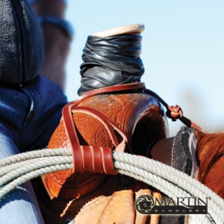 Martin Saddlery Rope Strap