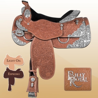 Schneiders Billy Royal® Phoenix Classic Show Saddle