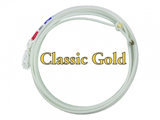 Classic GOLD Rope Left Hand 3/8 35'