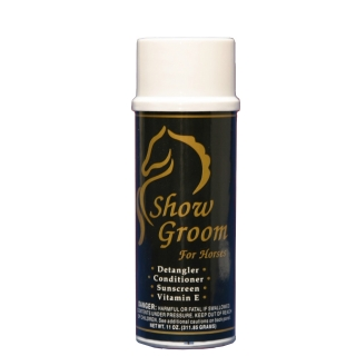 Mr. Groom Show Groom Aerosol 11oz. (311g)